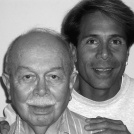 Фотография MICHAEL MARTINEZ AND HIS FATHER BALTAZAR E. MARTINEZ